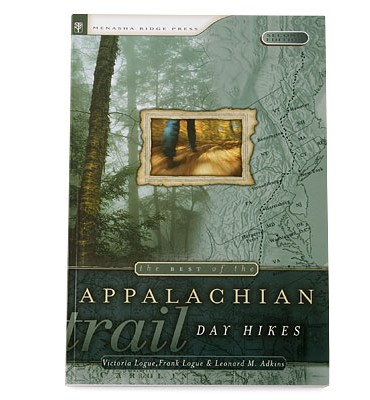 MENASHA RIDGE PRESS The Best of the Appalachian Trail Day Hikes