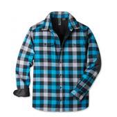 Men's Buckhorn Bonded Flannel Shirt