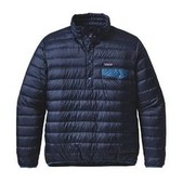 Men's Down Snap-T Pullover Jacket