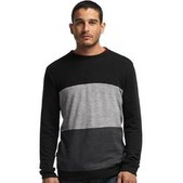 Mens Escape LS Crewe Sweater