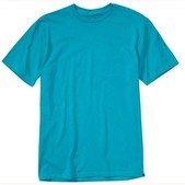 Men's Everyday Solid Slim Fit T-Shirt