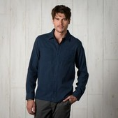 Men's Flannagan Solid Long Sleeve Shirt