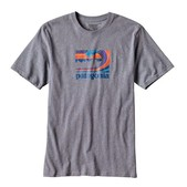 Men's Framed Fitz Roy Cotton/Poly Responsibili-Tee