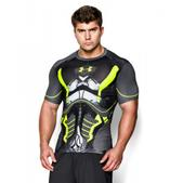 Men's HeatGear(R) Armour Future Warrior Compression Shirt