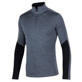 Men's Indie Boulder Zip T