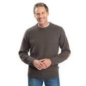 Men's Kennebeck Shetland Wool Sweater
