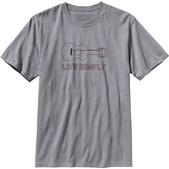 Men's Live Simply Guitar T-Shirt
