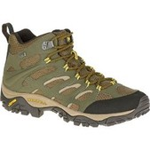 Mens Moab Mid Waterproof Boots