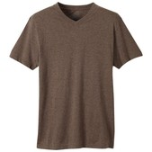 Men's Prana V Neck Short sleeve