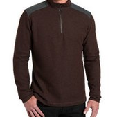 Men's Rival 1/4 Zip Sweater