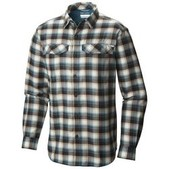 Men's Silver Ridge Flannel Long Sleeve Shirt