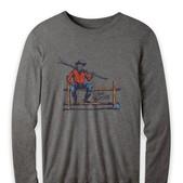 Men's Ski Cowboy Tee