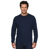 Men's Smooth Crew Long-Sleeve Top