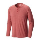 Men's Trail Shaker Long Sleeve Henley Shirt