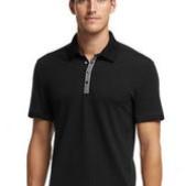 Men's Transport Short Sleeve Polo