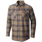 Men's Trekkin Flannel Long Sleeve Shirt