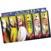 Mepps Canada Bonanza Kit 500738