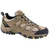 MERRELL Men's Hilltop Ventilator WP Hiking Shoes, Brindle/Black