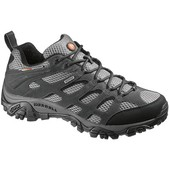 MERRELL Men's Moab Waterproof Hiking Shoes, Wide