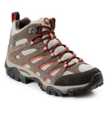 Merrell Moab Mid Waterproof Hiking Shoe (Women's)