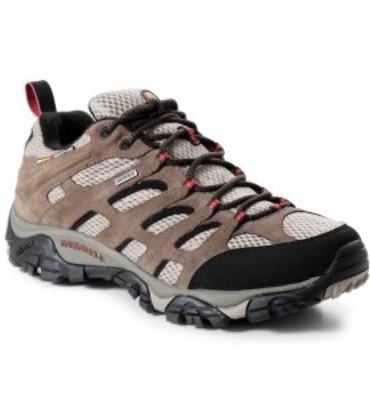 Merrell Moab Waterproof Hiking Shoe - Wide (Men's)