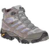 Merrell Women's Moab 2 Mid Waterproof Hiking Boots, Falcon - Size 8.5