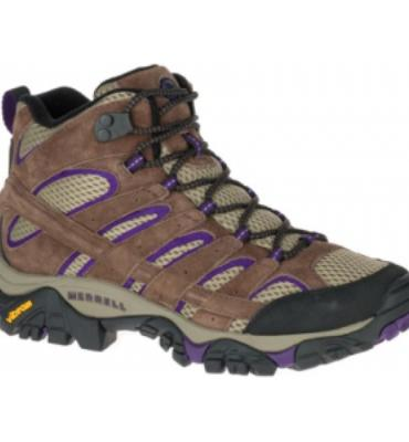 Merrell Women's Moab 2 Vent Mid Hiking Boots