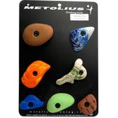 Metolius Greatest Hits Super 7 Climbing Holds - Set of 7