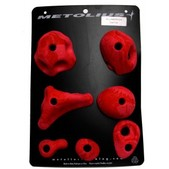 Metolius Super 7 Set Climbing Holds