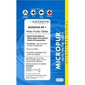 Micropur Tablets 20-pack