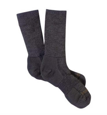 Midweight Merino Hiking Crew Socks