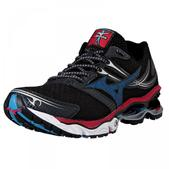 Mizuno Wave Creation 14 Road Running Shoe - Men's - D Width Size 8-D Color Anthracite/CaneelBay