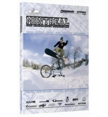 Montreal Snowboard DVD