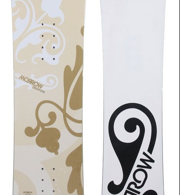 Morrow Dream Snowboard 154 - Women's