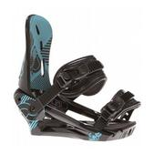 Morrow Sky Snowboard Bindings Black