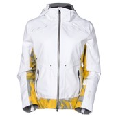 Mountain Force Rider Print Womens Insulated Ski Jacket