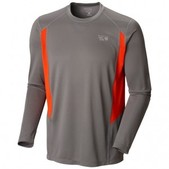Mountain Hardwear - Double Wicked L/S T Mens