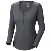 Mountain Hardwear - Trekkin Thermal L/S Henley Womens