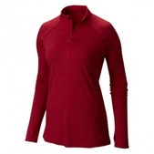 Mountain Hardwear - Women's Integral Pro LS Zip T