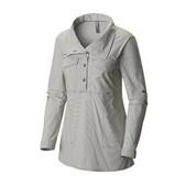 Mountain Hardwear Citypass Long Sleeve Popover - Womens