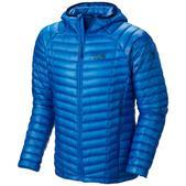 Mountain Hardwear Ghost Whisperer Hooded Down Jacket Hyper Blue