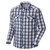 Mountain Hardwear Gilmore L/S Shirt  White Sm