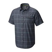 Mountain Hardwear Mens Landis SS Shirt