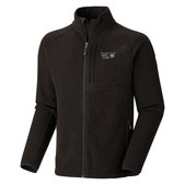 Mountain Hardwear Toasty Tweed Fleece Mens Jacket