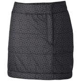 Mountain Hardwear Trekkin Printed Skirt Black