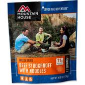 Mountain House Beef Stroganoff with Noodles - 2.5 Servings