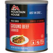 Mountain House Ground Beef, #10 Can