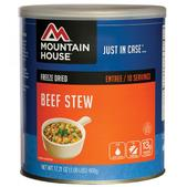 Mountain House Hearty Beef Stew, #10 Can