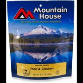 Mountain House Rice and Chicken - 2 Servings