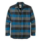 Mountain Khaki Saloon Flannel Shirt - Mens